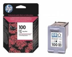 HP 100 (C9368A) Grey Ink Cartridge