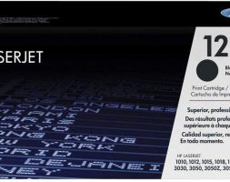HP 12A Toner Cartridge – Q2612A