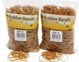 RUBBER BAND NO 19