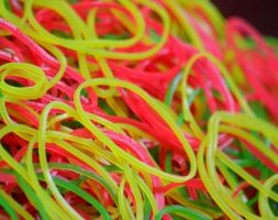 RUBBER BAND NYLON