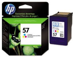 HP 57 TriColor Ink Cartridge (C6657A)