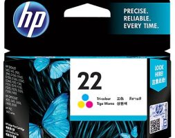 HP 22 Tri-color Original Ink Cartridge – C9352A