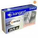 Kangaro 24/6 Staples Pack