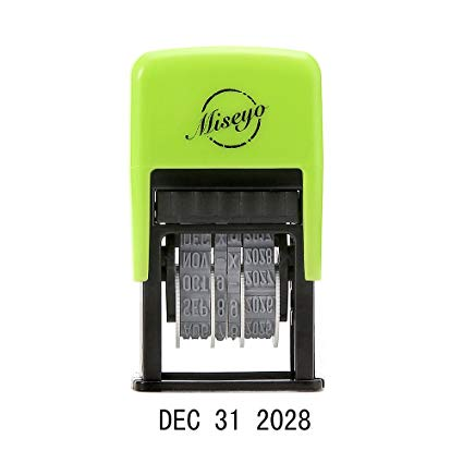 Ravechi Time Dater Self Ink Stamp