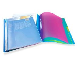 DISPLAY FOLDER FILE  F/C (30 POCKETS)