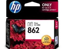 HP 862 Photo Original Ink Cartridge
