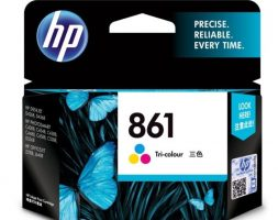 HP 861 Inkjet Print Cartridge (Tri-Color) – CB337Z