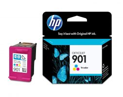 HP 901C | Ink Cartridge | Tri-Color | CC656AN