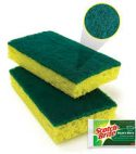 SCOTCH BRITE WITH SPONGE