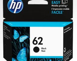 HP 62 (C2P04A)Black Original Ink Cartridge