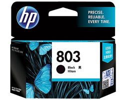 HP 803 Black Original Ink Cartridge