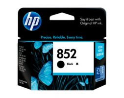HP 852A Black Cartridge