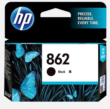 HP 862 Black Original Ink Cartridge