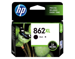 HP 862XL High Yield Black Original Ink Cartridge
