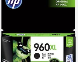HP 960XL High Yield Black Original Ink Cartridge