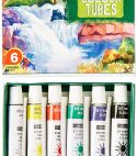 Camlin Student Water Color Tube – 5ml Tubes, 6 Shades