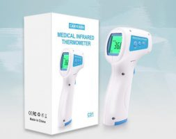 Canyearn Medical Infrared Thermometer Pack Of 1