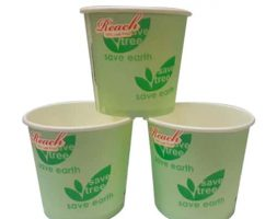 Printed Paper Cups – 150ML